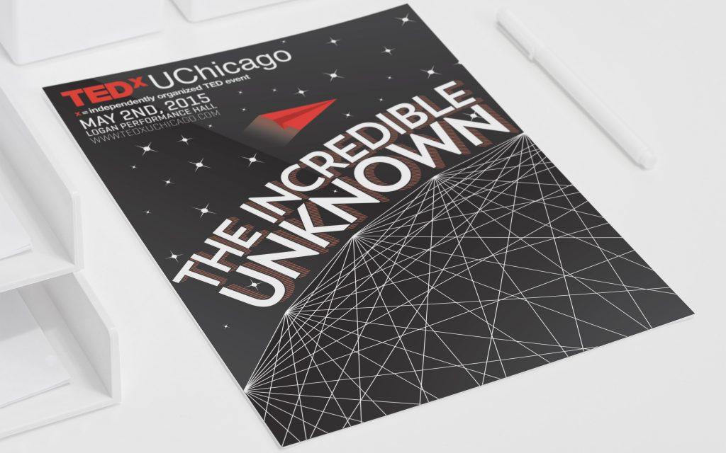 TEDxUChicago 2015 Poster